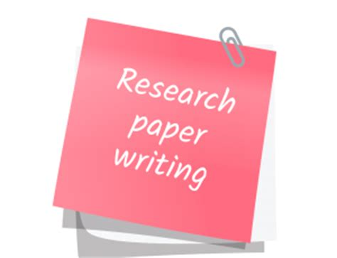 Business research report writing